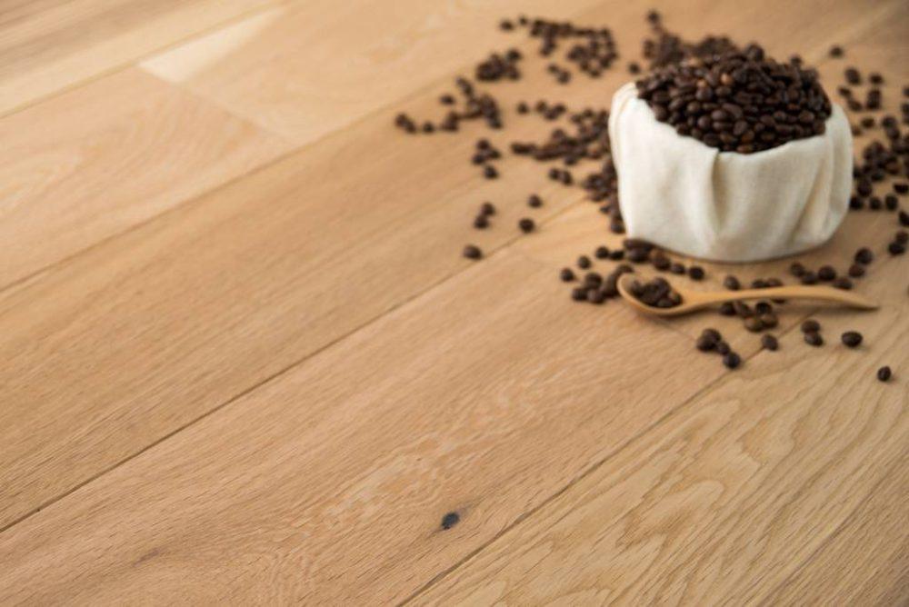 Однополосная паркетная доска Latte SECONDO